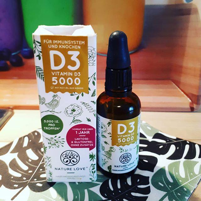"""Vitamin D3 (""""unbezahlte Werbung"""")"""