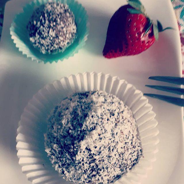 Schoko-Kokos-Kugeln-roh-vegan-gluten und zuckerfrei